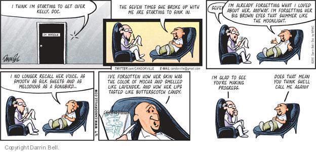 Comic Strip Darrin Bell  Candorville 2010-08-29 love
