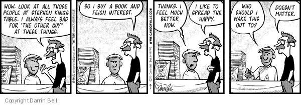 Comic Strip Darrin Bell  Candorville 2010-09-01 table