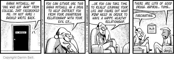 Comic Strip Darrin Bell  Candorville 2010-11-12 good