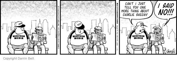 Comic Strip Darrin Bell  Candorville 2011-03-21 tabloid media