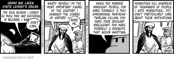 Comic Strip Darrin Bell  Candorville 2011-05-12 war on terror