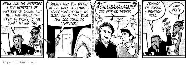 Comic Strip Darrin Bell  Candorville 2011-06-02 dad