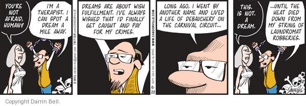 Comic Strip Darrin Bell  Candorville 2011-06-22 physician