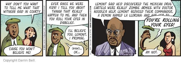 Comic Strip Darrin Bell  Candorville 2011-07-20 army