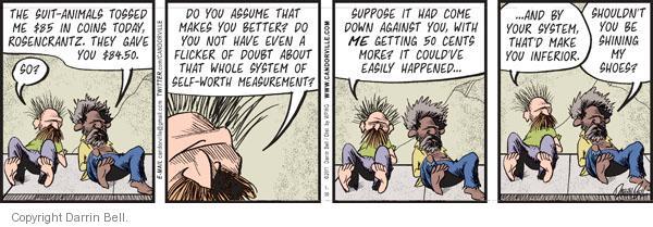 Comic Strip Darrin Bell  Candorville 2011-07-30 better