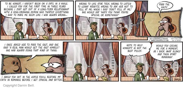 Comic Strip Darrin Bell  Candorville 2012-01-01 policy