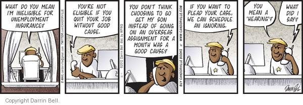Comic Strip Darrin Bell  Candorville 2012-01-12 instead