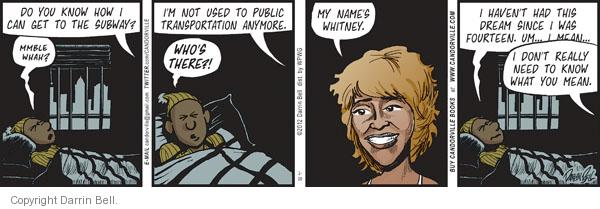 Comic Strip Darrin Bell  Candorville 2012-02-20 anymore
