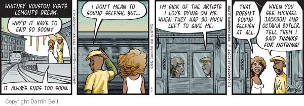 Comic Strip Darrin Bell  Candorville 2012-02-21 love