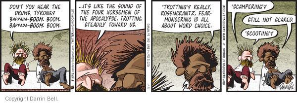 Comic Strip Darrin Bell  Candorville 2012-03-27 vocabulary