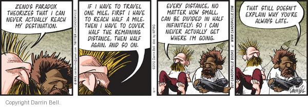 Comic Strip Darrin Bell  Candorville 2012-03-28 paradox