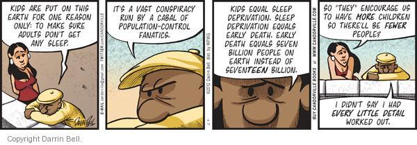 Comic Strip Darrin Bell  Candorville 2012-04-14 equal