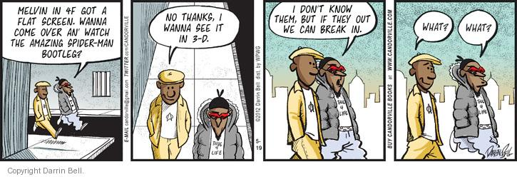 Comic Strip Darrin Bell  Candorville 2012-05-19 electronics