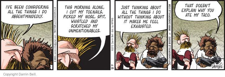 Comic Strip Darrin Bell  Candorville 2012-05-29 automatic