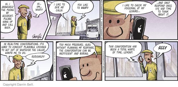 Comic Strip Darrin Bell  Candorville 2012-06-17 friendship