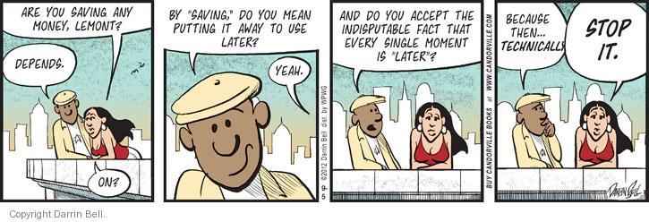 Comic Strip Darrin Bell  Candorville 2012-09-05 logical