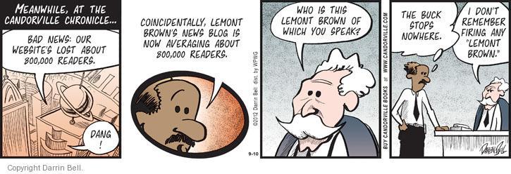 Comic Strip Darrin Bell  Candorville 2012-09-10 popularity