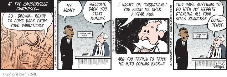 Comic Strip Darrin Bell  Candorville 2012-09-11 popular