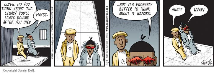 Comic Strip Darrin Bell  Candorville 2012-09-17 sequence