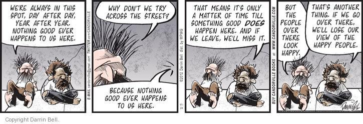 Comic Strip Darrin Bell  Candorville 2012-11-24 good