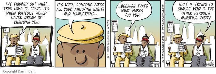 Comic Strip Darrin Bell  Candorville 2013-01-26 true