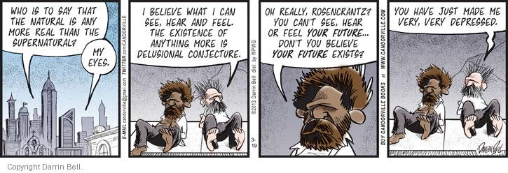 Comic Strip Darrin Bell  Candorville 2013-03-19 existence