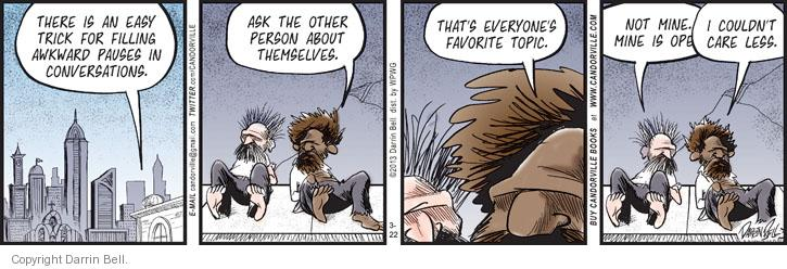 Comic Strip Darrin Bell  Candorville 2013-03-22 other