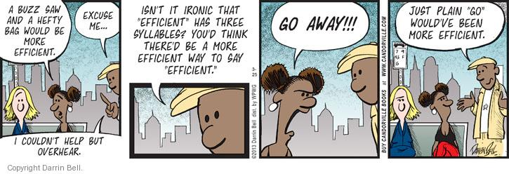 Comic Strip Darrin Bell  Candorville 2013-03-25 syllable