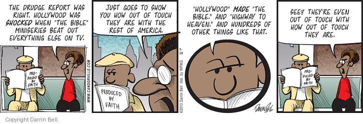 Comic Strip Darrin Bell  Candorville 2013-03-29 shock