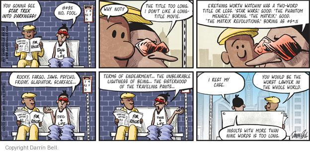 Comic Strip Darrin Bell  Candorville 2013-05-12 good