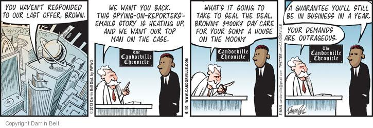 Comic Strip Darrin Bell  Candorville 2013-06-10 economy and job