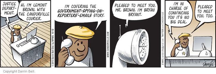 Comic Strip Darrin Bell  Candorville 2013-06-12 civil liberty