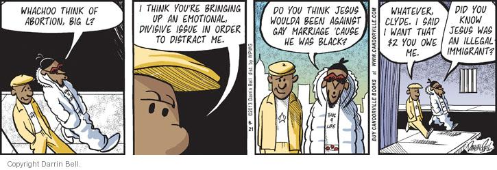 Comic Strip Darrin Bell  Candorville 2013-06-21 gay marriage
