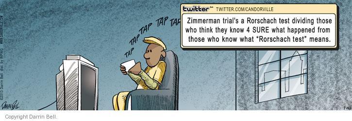 Comic Strip Darrin Bell  Candorville 2013-07-10 trial
