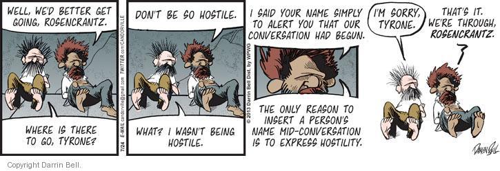 Comic Strip Darrin Bell  Candorville 2013-07-24 better