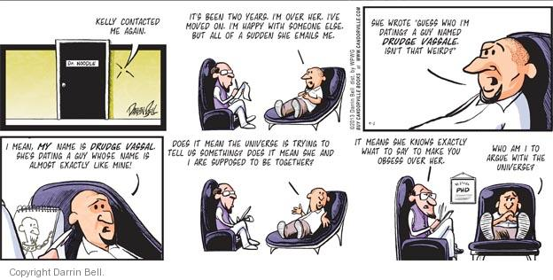 Comic Strip Darrin Bell  Candorville 2013-09-01 love