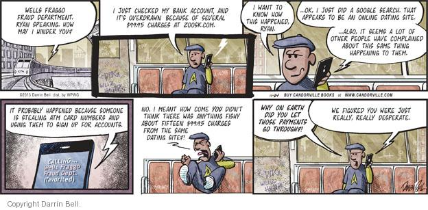 Comic Strip Darrin Bell  Candorville 2013-11-24 finance