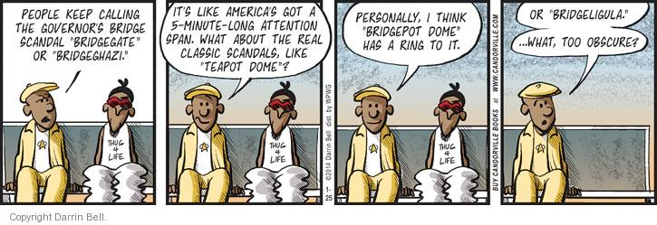 Comic Strip Darrin Bell  Candorville 2014-01-25 governor