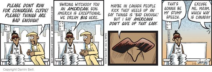 Comic Strip Darrin Bell  Candorville 2014-02-12 aspiration