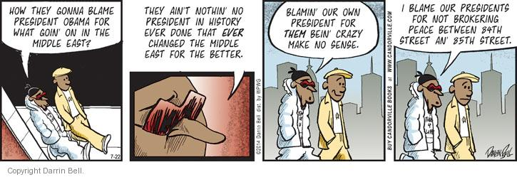 Comic Strip Darrin Bell  Candorville 2014-07-22 mid