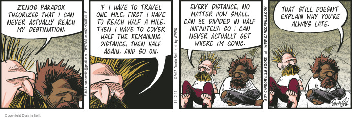 Comic Strip Darrin Bell  Candorville 2014-11-12 remain