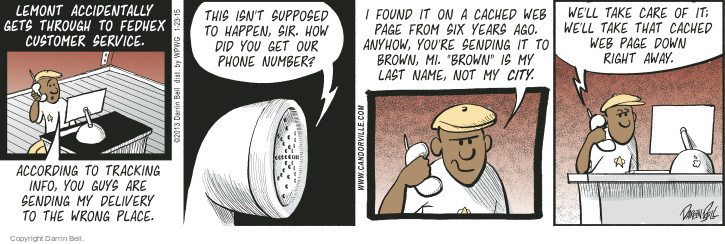 Comic Strip Darrin Bell  Candorville 2015-01-23 web