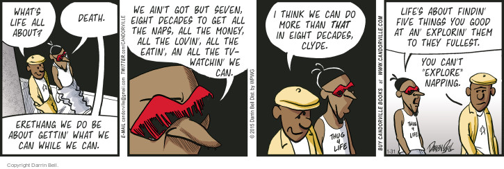 Comic Strip Darrin Bell  Candorville 2015-01-31 meaning
