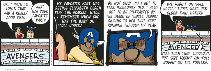 Comic Strip Darrin Bell  Candorville 2015-05-02 movie series