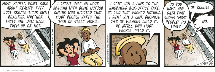 Comic Strip Darrin Bell  Candorville 2015-05-27 belief