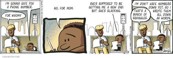 Comic Strip Darrin Bell  Candorville 2015-05-28 dad