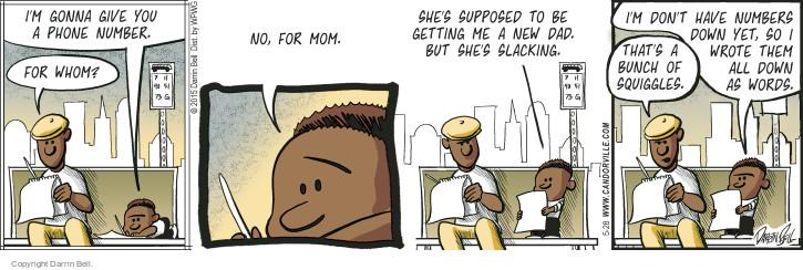 Comic Strip Darrin Bell  Candorville 2015-05-28 dad