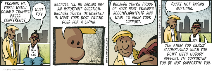 Comic Strip Darrin Bell  Candorville 2015-09-09 successful