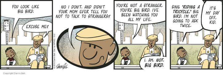 Comic Strip Darrin Bell  Candorville 2015-10-02 bird