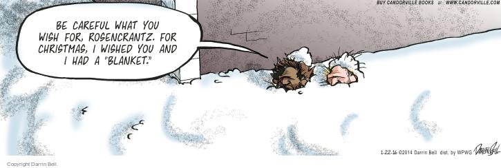 Comic Strip Darrin Bell  Candorville 2016-01-22 winter